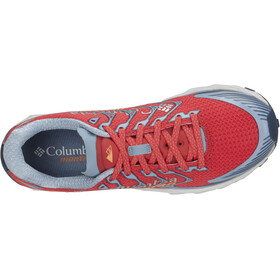 Columbia Rogue F.K.T. II Chaussures Femme, red camellia/jupiter